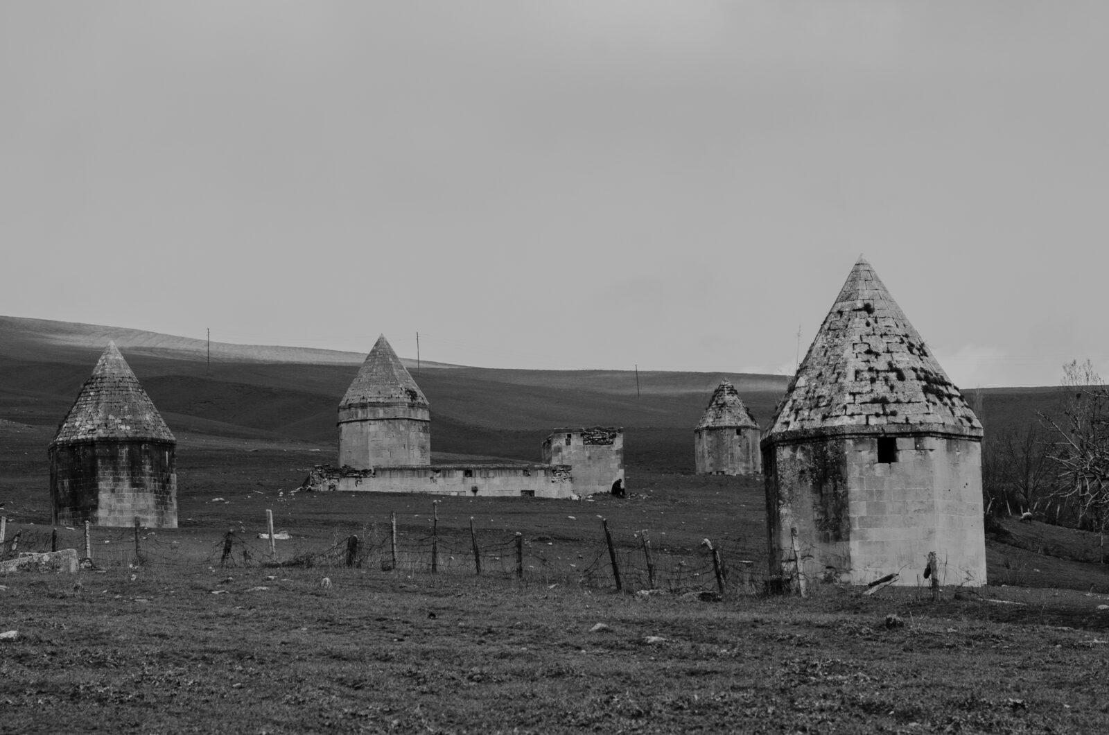 Sufi Shrines And Tombs In The District Raion Of Shamakhi Azerbaijan Shamaxı Kələxana Türbələri Image Was Kindly Provided By Well Known Azeri