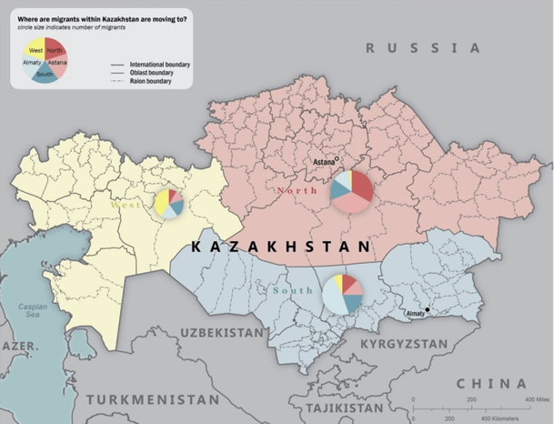 Kazakhstan Russia Map.Kazakhstan S Nationhood Politics And Society On The Move Voices