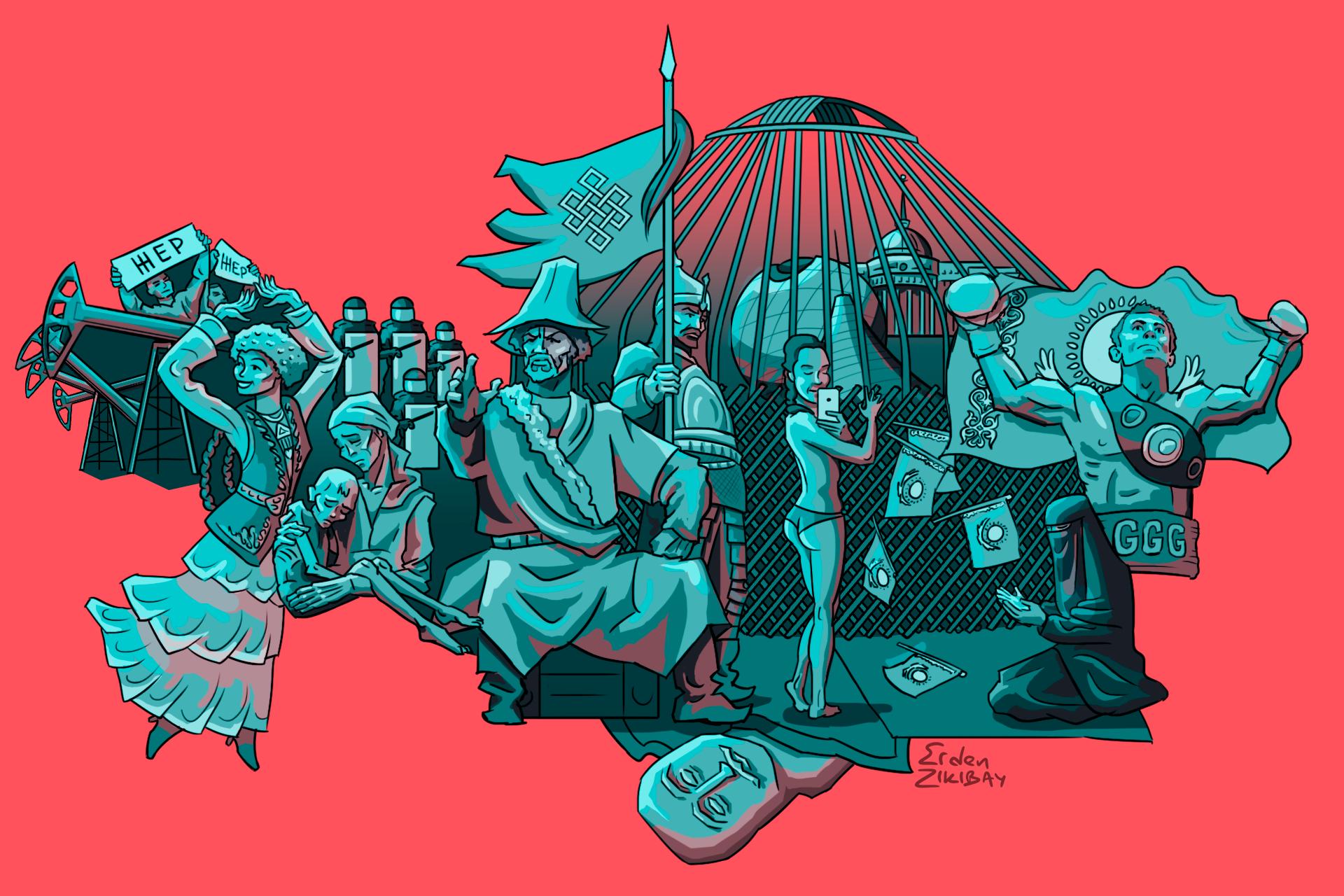 kazakhstan wealth