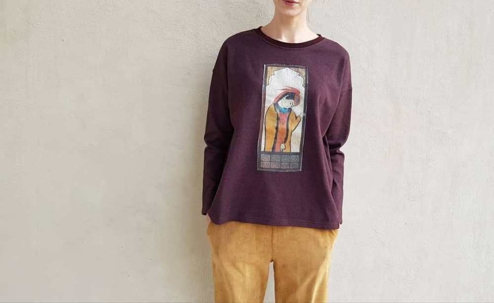 e919e0b2 The Kanishka collection does not include traditional clothes, only T-shirts,  sweatshirts, jackets, coats, backpacks, and other items integral to the  daily ...